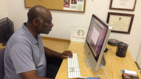 George Frederick, skills based volunteer