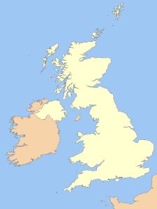 U.K. map