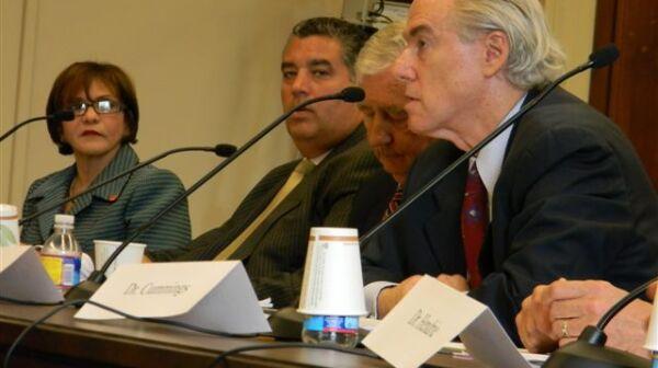 george testifying