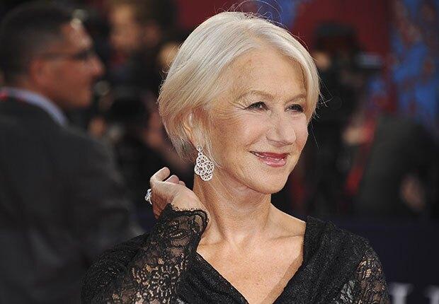 Helen Mirren, Older Actresses