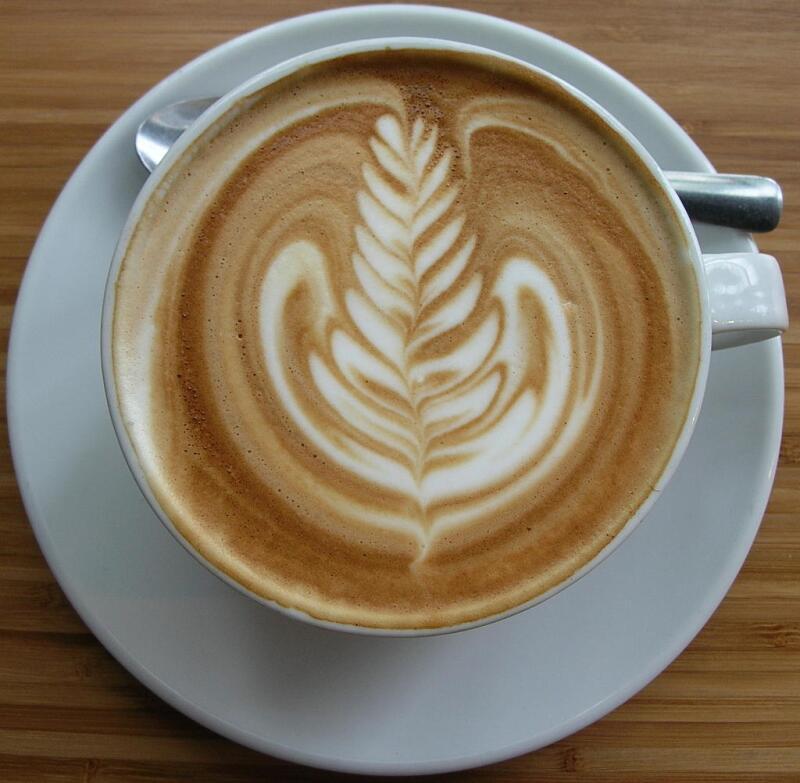 Capuccino, coffee, barista