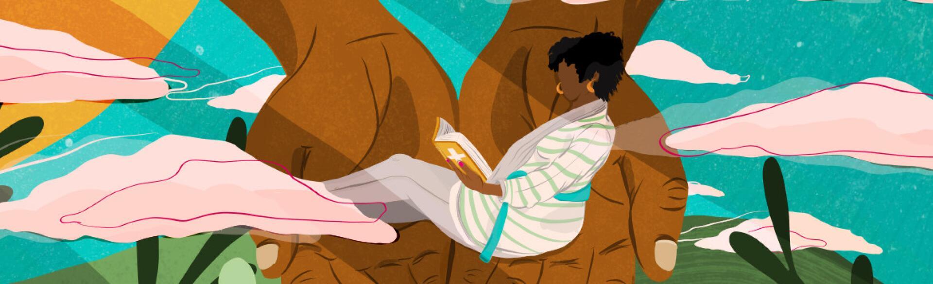 illustration_of_woman_reading_the_bible_resting_on_hands_faith_by_rashida_chavis_1440x584.jpg