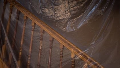 420-plastic-covered-stairs-super-storm-sandy
