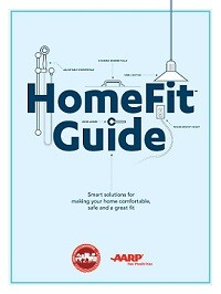 Cover of the AARP HomeFit Guide
