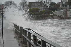 Superstorm Sandy Devistation on the East Cost 2012