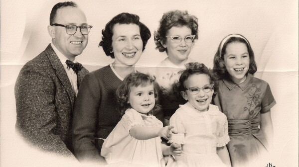 Goyer Family 2-23-1963