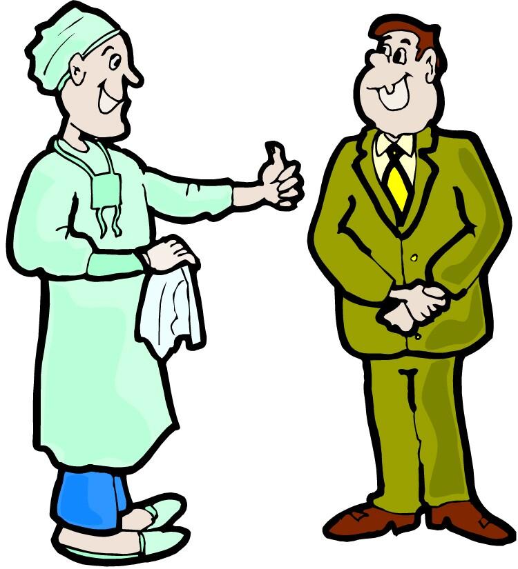 Doc Patient Thumbs up 7-13