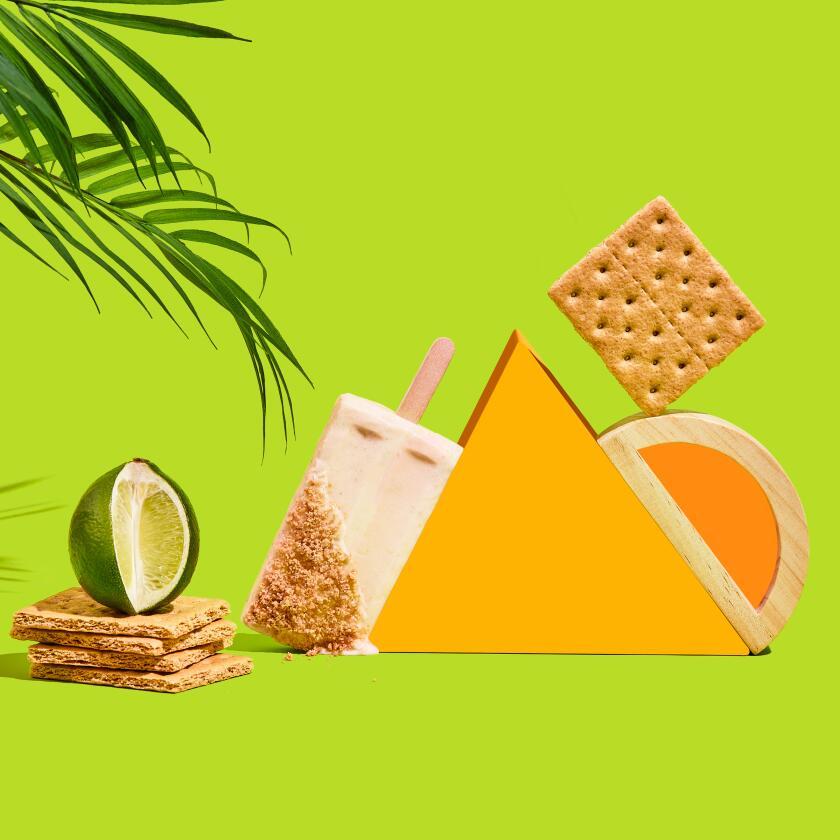 Key Lime Popsicle