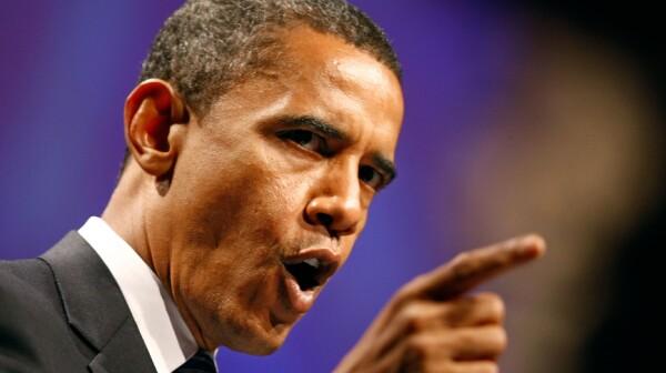 Obama Addresses The Congressional Hispanic Caucus Institute Awards Dinner