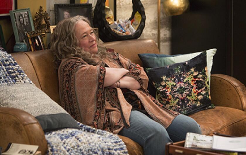 The Girlfriend, Disjointed, Kathy Bates, binge watch, TV, Netflix