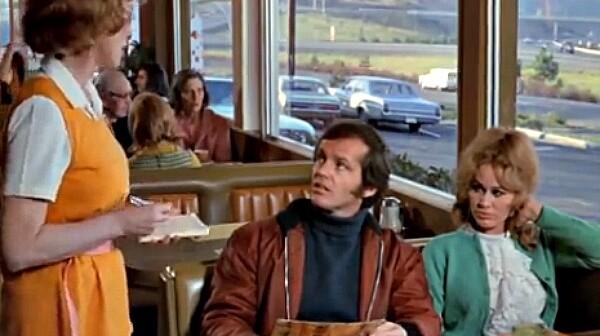 Jack Nicholson - Five Easy Pieces