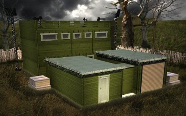 Zombie-cabin