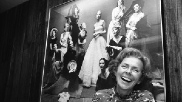 Eileen Ford New York 1977