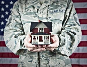 Veteran homeowner