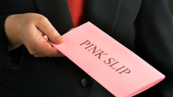 Pink Slip photo by YinYang; iStock_000005179143Small