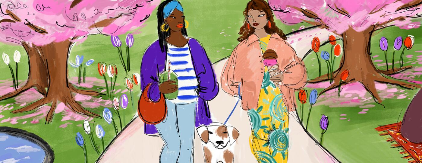 illustration_of_two_friends_taking_a_walk_together_with_dog_at_park_by_anjelica_roselyn_1440x560.jpg