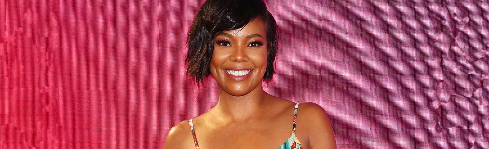 headshot of gabrielle union from #blogher18 creators summit