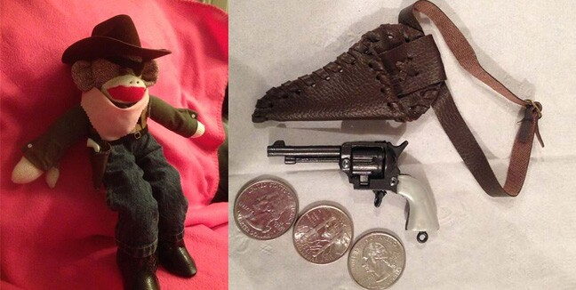 sock-monkey-and-gun