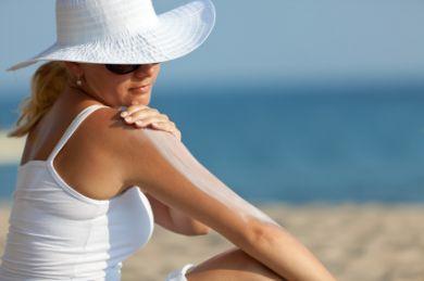 summer-skin sunscreen