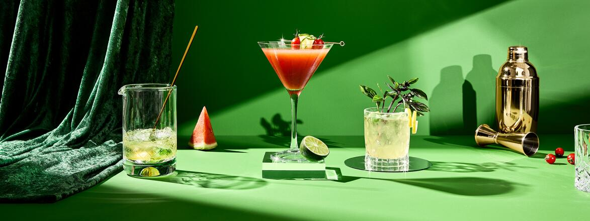 cocktails to end your Dry January with
