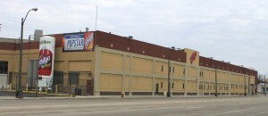 Faygo bottling plant and corporate offices in Detroit
