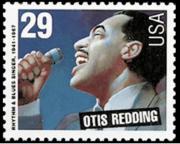 Otis Redding Stamp