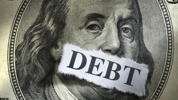 Benjamin Franklin on $100 Bill Silenced by Debt