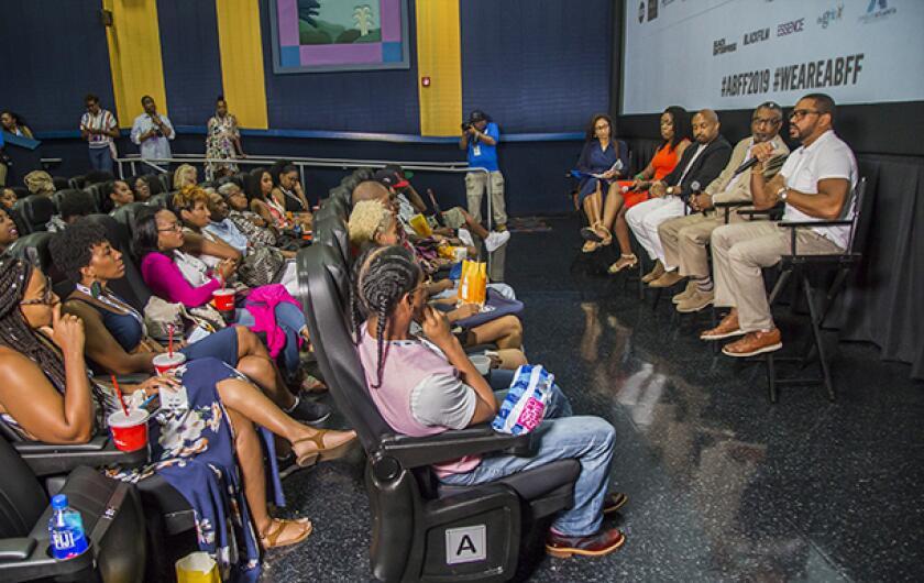 American Black Film Festival - VIP Film Screening
