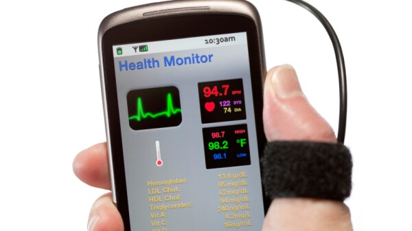 Health Monitoring Smartphone App