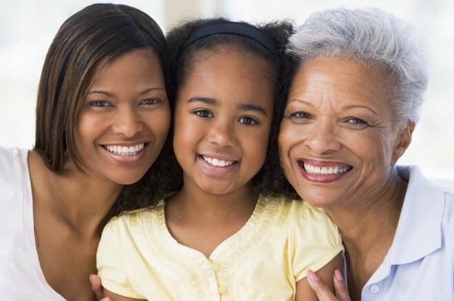 Three Generations of Women--AARP