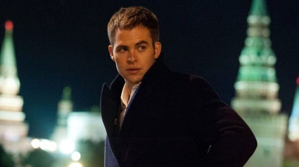 Chris Pine is Jack Ryan