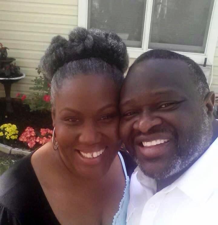 Angela and Daniel Thornton