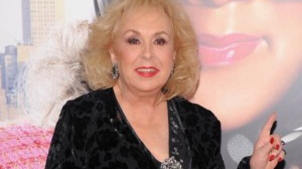 Doris Roberts, actress and comedian