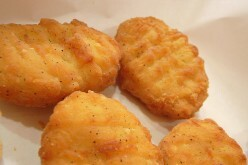 Chinese chicken nuggets