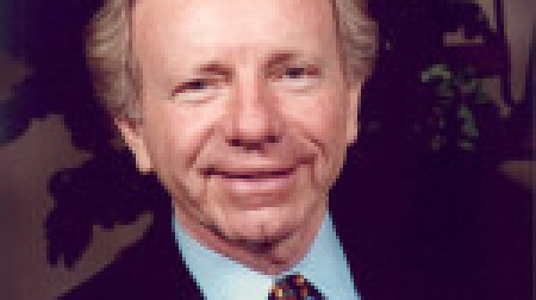 Joe Lieberman official portrait