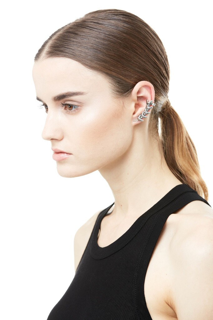 Shark-Tooth-Ear-Cuff-Silver-Ox-model-1_1024x1024