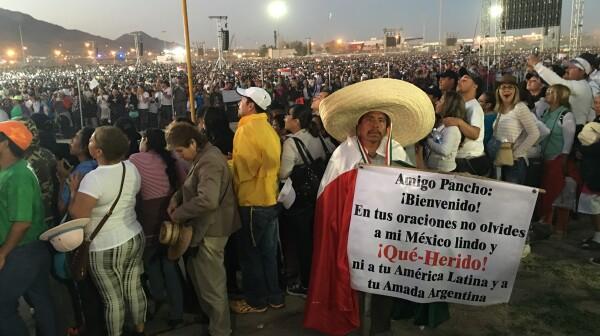 México papa