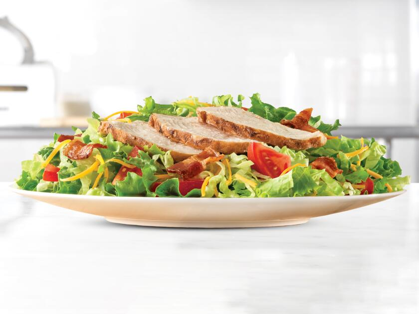 Arby's Roast Chicken Salad