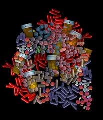 Drug Medicines Collage