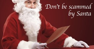 Letters to Santa scam