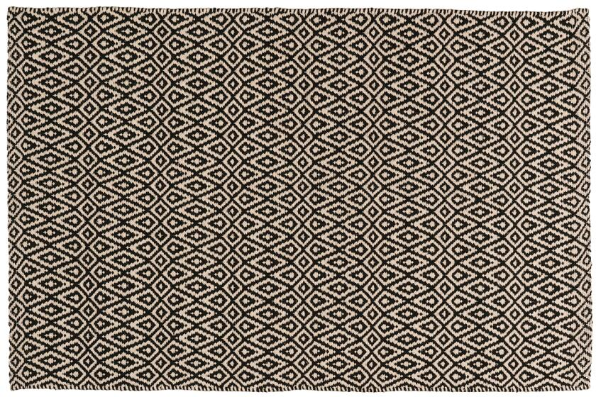 Hook & Loom Hope Eco Cotton Rug hope black-white flatweave eco cotton [410P] main_1200.jpg