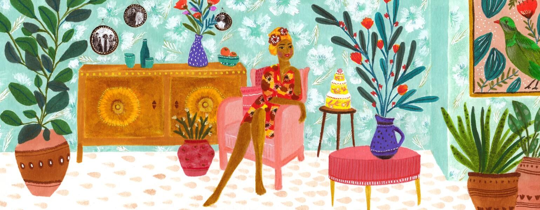 Life Milestones, stages, illustration, aarp, sisters