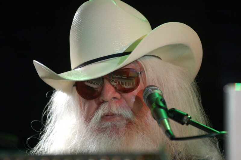 Leon Russell 2009