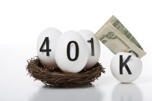 401K nest eggs