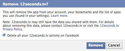 You can go through all of the websites you have connected to your Facebook account on the App Settings page.