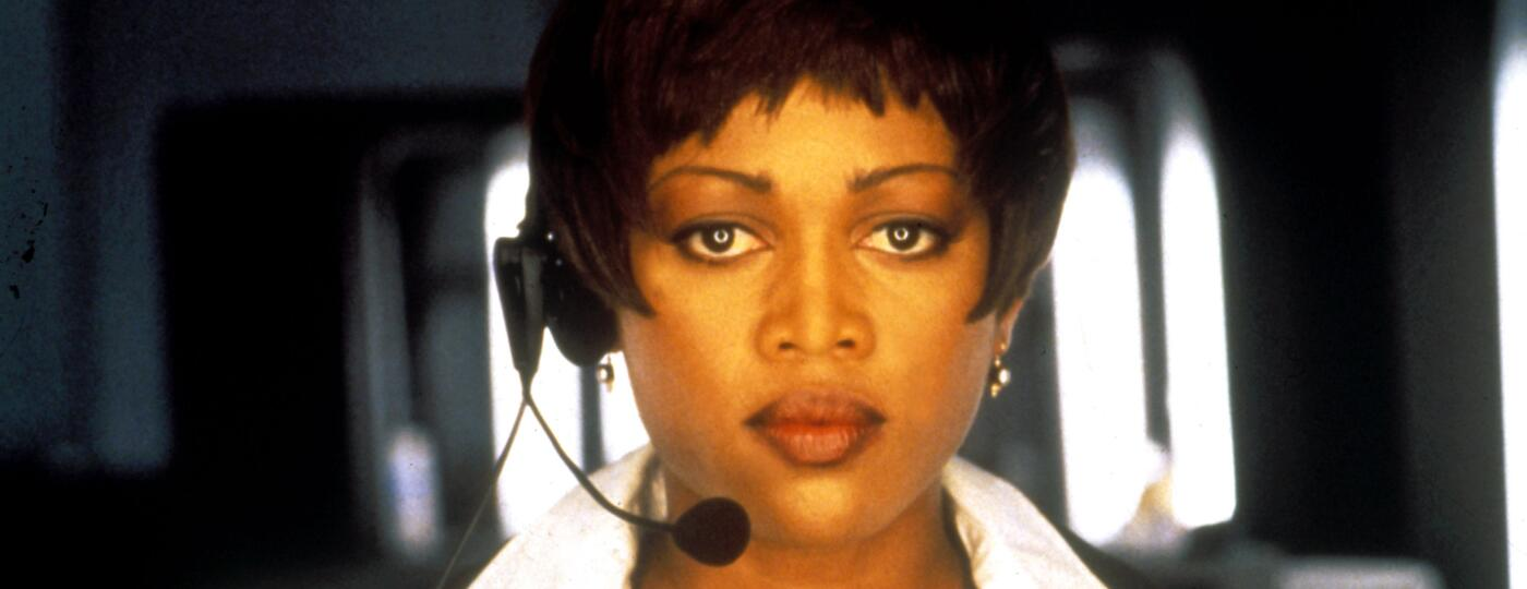 Photo of Theresa Randle from Spike Lee's film Girl 6