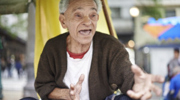 Retired people latin america