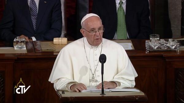 congreso discurso papa eeuu