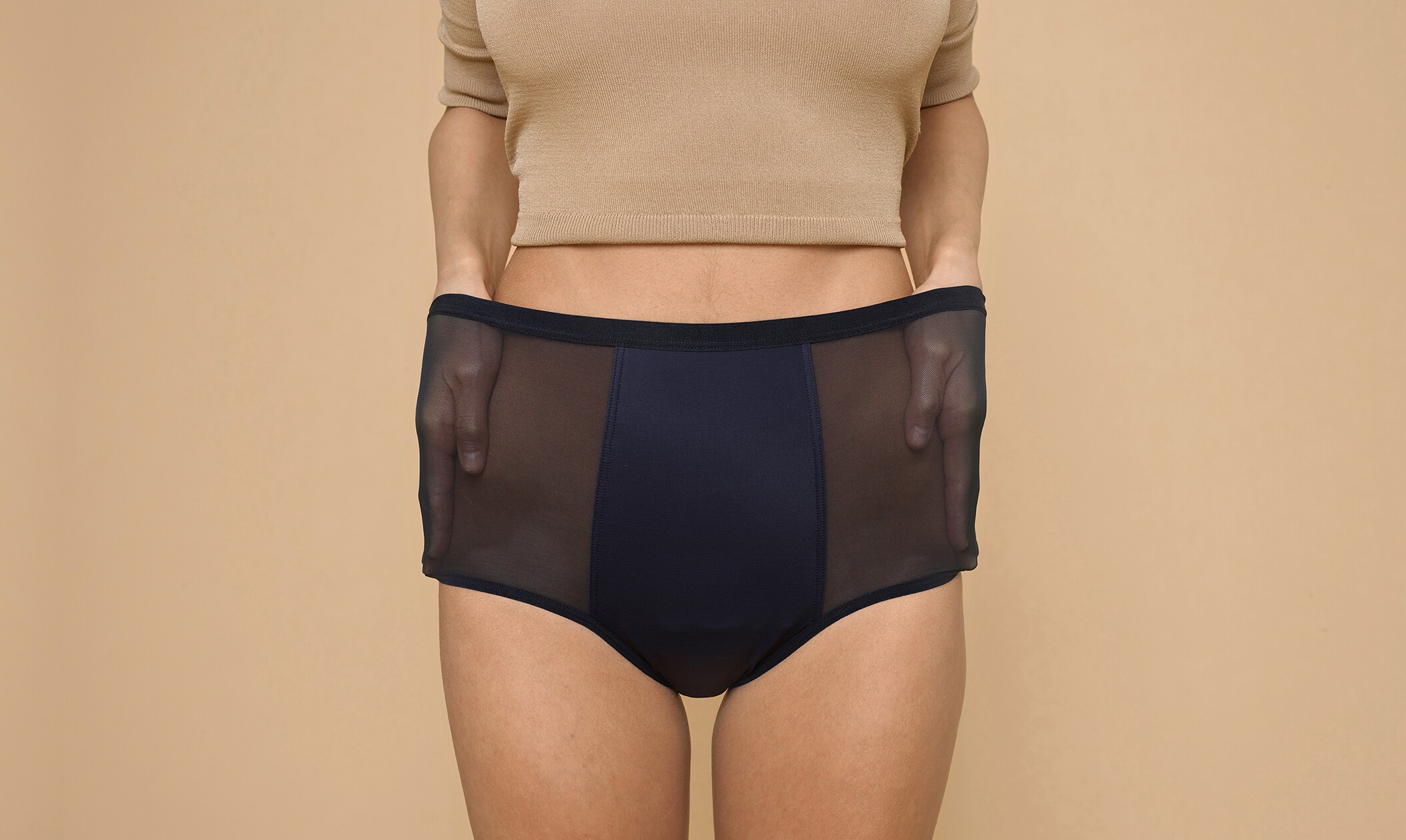 AARP, The Girlfriend, Thinx, period underewear