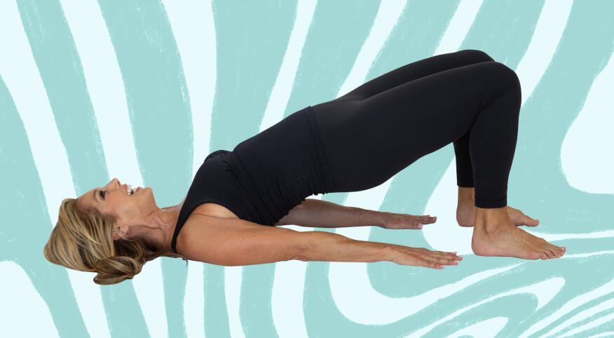 Denise Austin, thigh, exercises